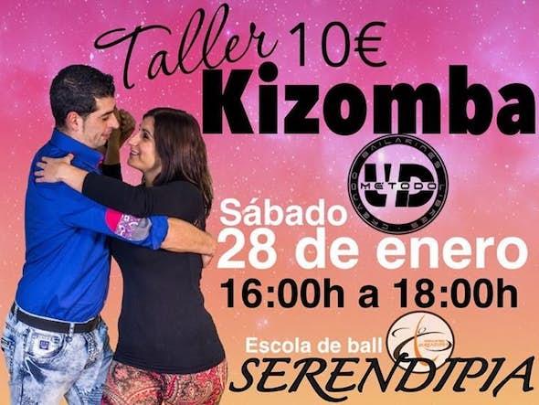 Taller de Kizomba en Barcelona, Sábado 28 de enero