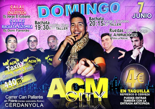 Sunday at ACM City