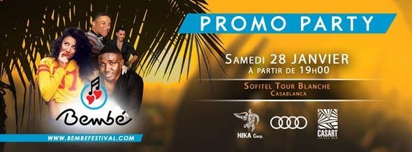 Bembe PROMO PARTY