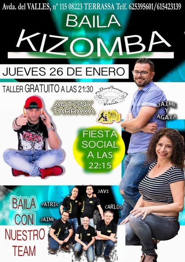 Kizomba Thursdays