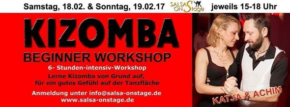 Kizomba Beginner Workshop