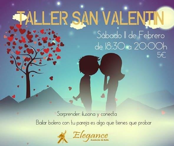 Taller San Valentin