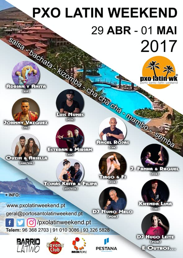 PXO Latin Weekend 2017