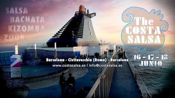Costa Salsa on Board 2017