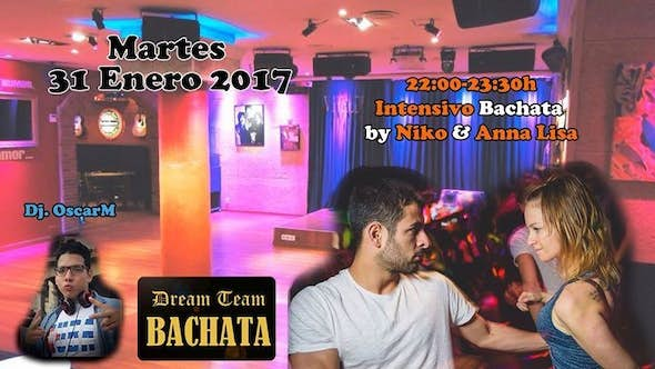 Intensivo de Bachata by Niko & Anna Lisa