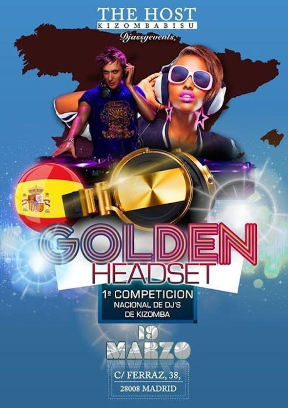 1ª Competición Nacional DJs de Kizomba 2017