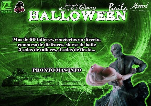 Halloween Baila 2017 (4th Edition)