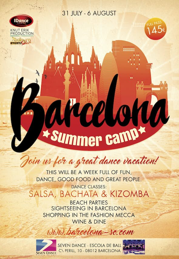 Barcelona Summer Camp 2017 (3rd Edition)