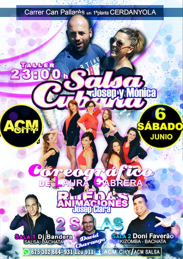 Sábado en ACM City