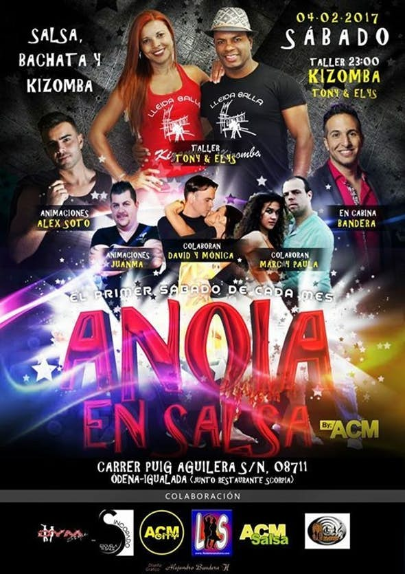 SBK Party in Anoia