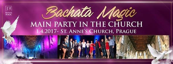 Bachata Magic Party in the Church