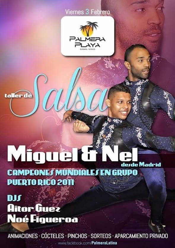 Miguel & Nel in Palmera Playa