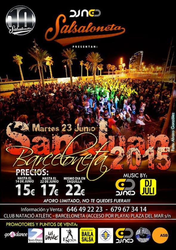San Juan Salsaloneta 2015