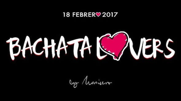 Bachata Lovers Party - 18 February 2017