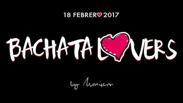Fiesta Bachata Lovers - 18 febrero 2017