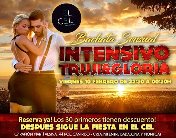 Bachata Sensual Intensivo con Truji & Gloria en El Cel Badalona