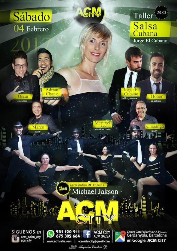 Sábado, 4 de febrero en ACM CItY