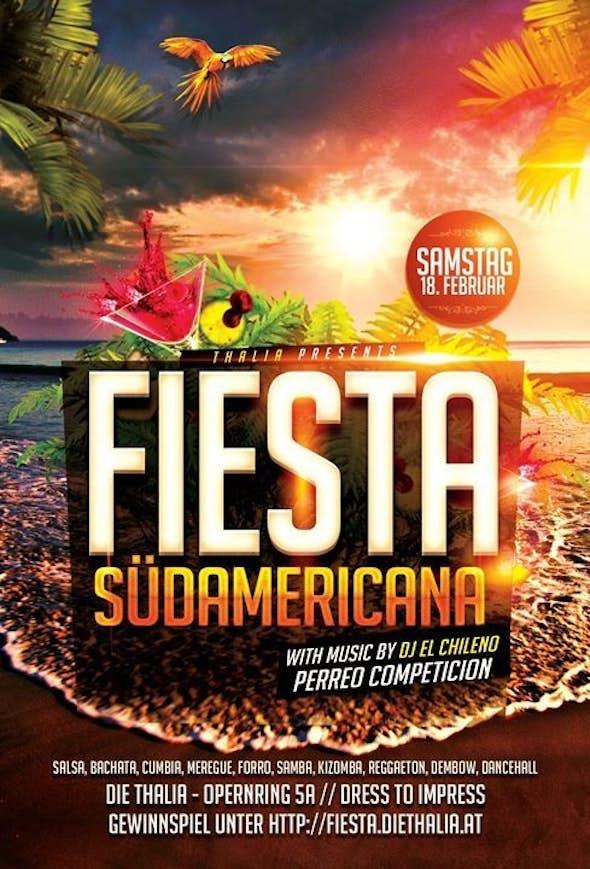 Fiesta Südamericana (Original with Pedro DJ-El-Chileno)