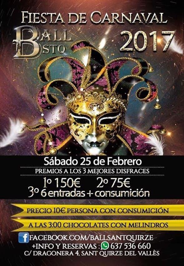 Carnaval Ball Sant Quirze