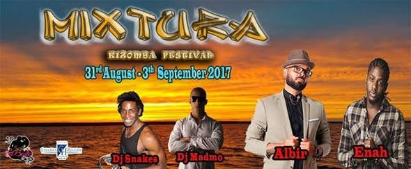 Mixtura Kizomba Festival 2017 (3ª Edición)