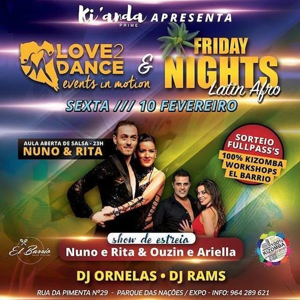 Love2dance and Academia LN Friday Nights