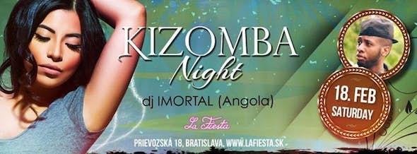 Kizomba NIGHT (DJ Imortal) & demo class & styling & Oldies STAGE