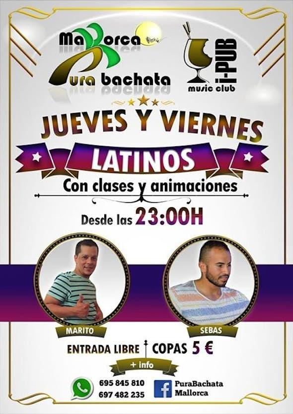 Jueves Noche Social en I-Pub Mallorca
