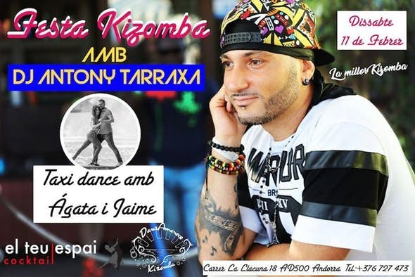 Kizomba Party in El Teu Espai