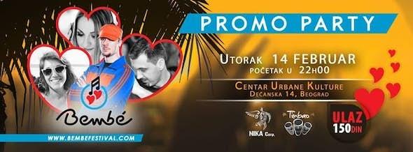 Bembe Promo Salsa Party