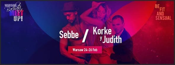 Korke&Judith Be Fit and Sensual on Tour - WBMU Exclusive edition