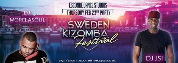 Thursday Party - Sweden Kizomba Festival