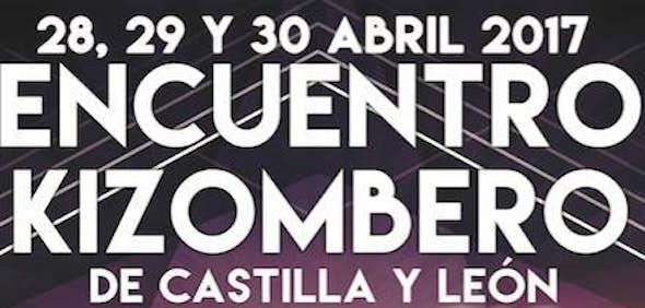 Encuentro Kizombero de Castilla y León 2017 (1st Edition)