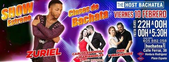 Friday 10/02 Bachatea The Host