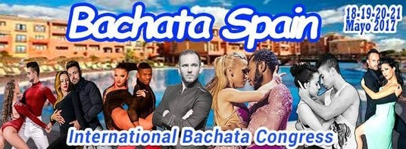 Bachata SPAIN - International Bachata Congress 2017
