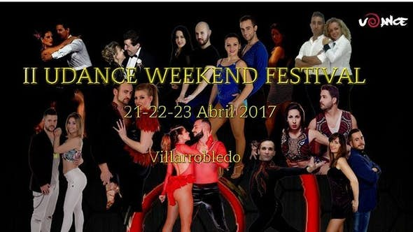 Udance Weekend Festival 2017  (II Edition)