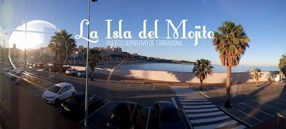 Vermut salsero en La Isla del Mojito