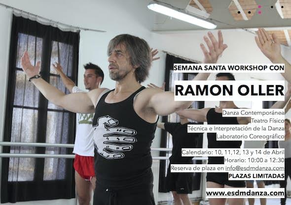 WORKSHOP RAMÓN OLLER