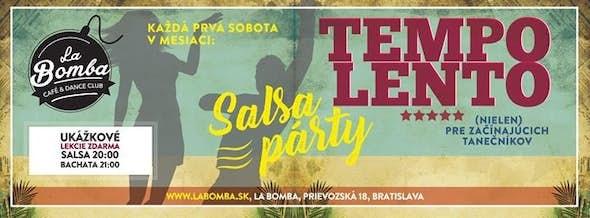 TEMPO LENTO - Salsa párty - DJ LOPÉZ