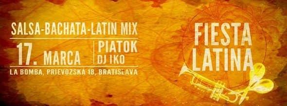 Fiesta Latina by DJ Iko