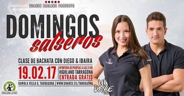 Domingos Salseros en Highland Tarragona - 19 Febrero