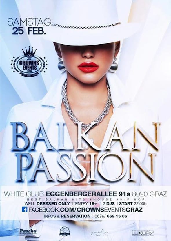 Balkan Passion Vol.3 @White Club Graz
