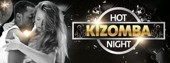 Hot Kizomba Night am 11. März 2017 mit Taxi Tänzer KSDM