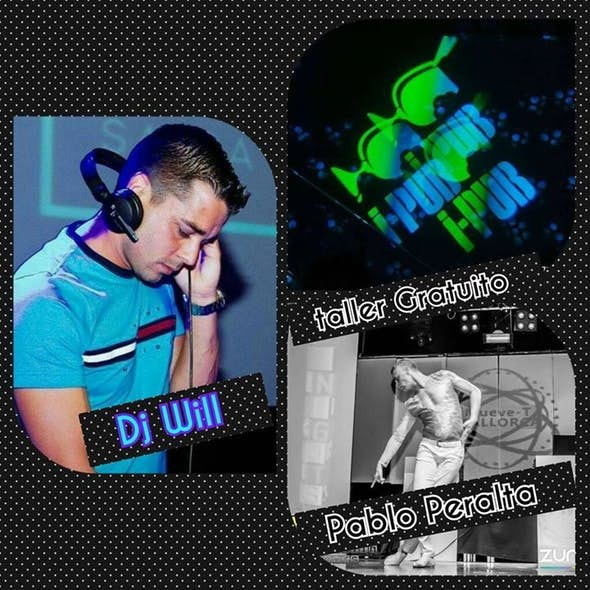 Latino Saturday with DJ WILL and Pablo Peralta