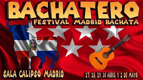 Bachatero Madrid Bachata Festival 2017