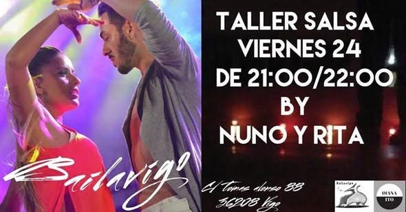 Taller de Salsa by Nuno y Rita