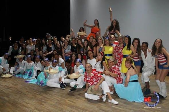 """VII Gala Intercultural """"Bailando por la Integración"""""""