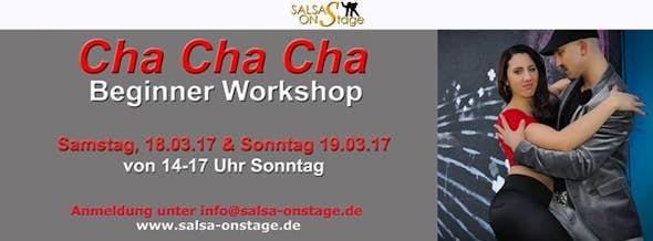 Cha Cha Cha Beginner Workshop