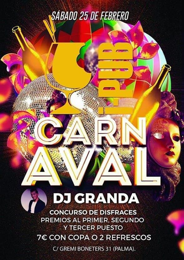 Carnaval Con DJ Granda