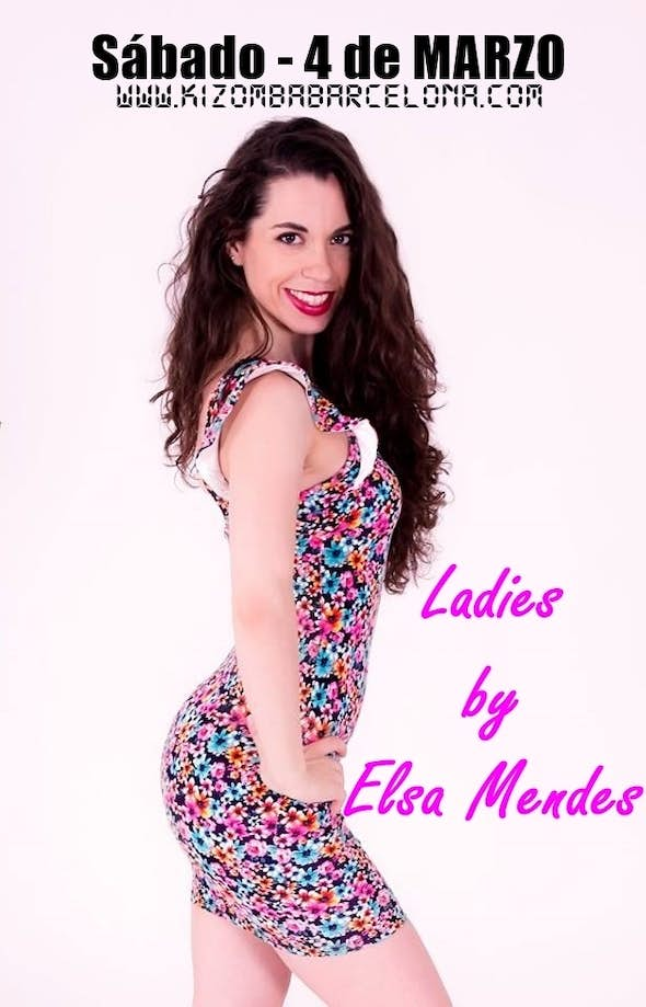 Ladies Kizomba by ELSA MENDES - 4 of March