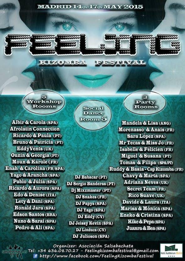 Feeling Kizomba Festival 2015
